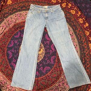 Y2K Levi's Signature Low Rise Bootcut Jeans